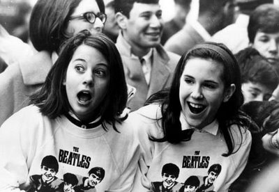 The Beatles-Fans