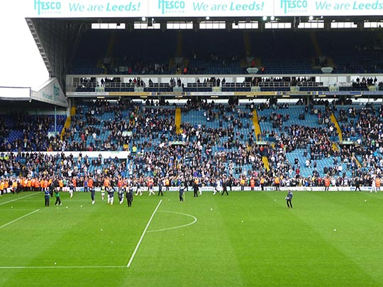 Leeds United vs. Leicester City