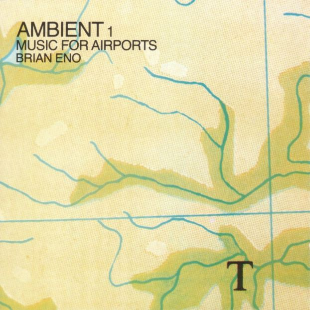 Brian Eno - Ambient 1- Music for Airports