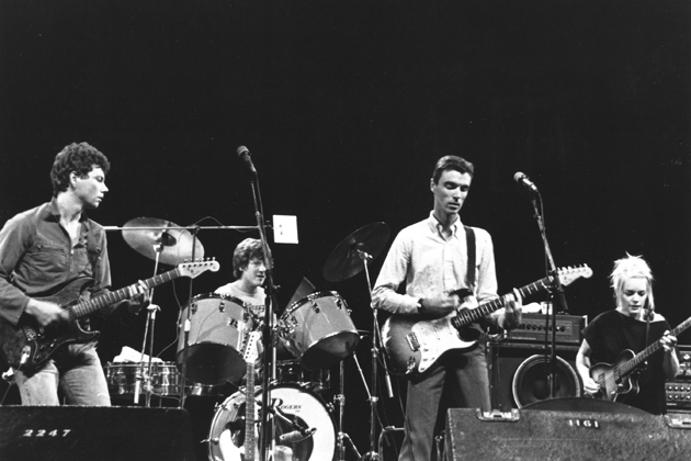 Talking Heads 1980   (Photo by Chris Walter/WireImage)